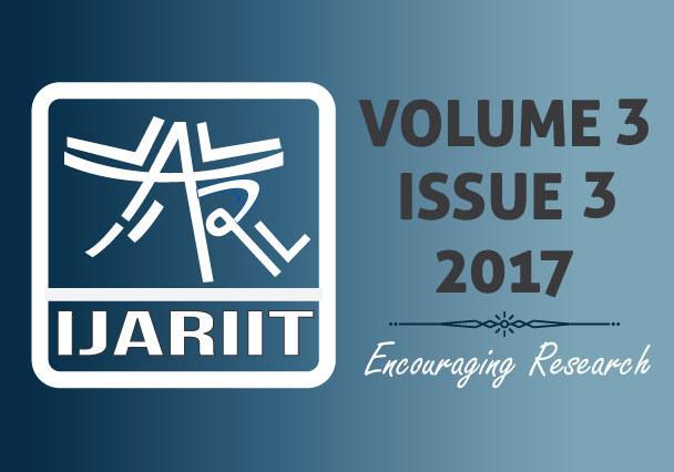 volume 3 Issue 3 Edition