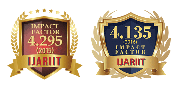 High impact factor IJARIIT