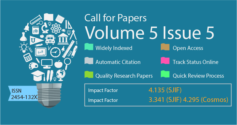 International Journal Publication | Research Paper